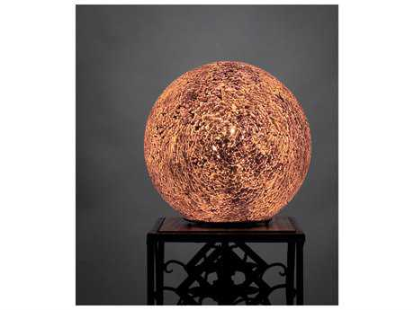 Toltec Lighting Fusion Glass Table Lamp