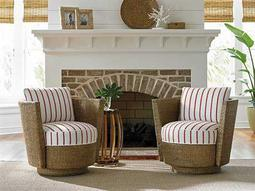 Tommy Bahama Twin Palms Chairs and Table Set