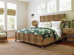 Tommy Bahama Twin Palms Panel Bed Bedroom Set