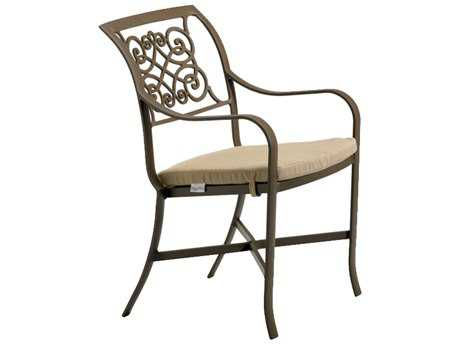 Tropitone Palladian X Back Dining Chair Replacement Cushions TP109924CH