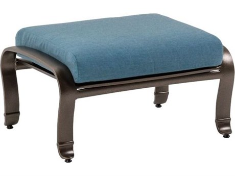 Tropitone Torino Cushion Aluminum Ottoman