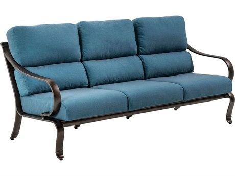 Tropitone Torino Cushion Aluminum Sofa