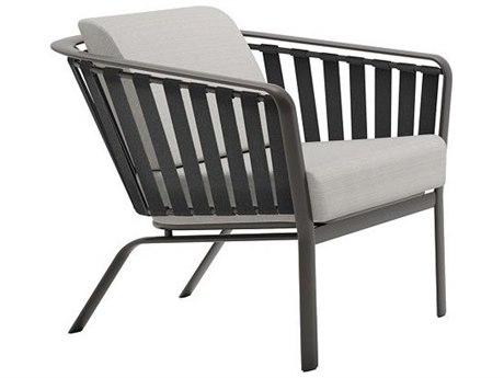 Tropitone Trelon Cushion Relaxplus Aluminum Lounge Chai