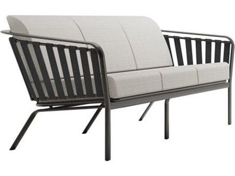 Tropitone Trelon Cushion Aluminum Sofa