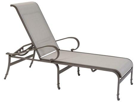 Tropitone Torino Sling Aluminum Chaise Lounge
