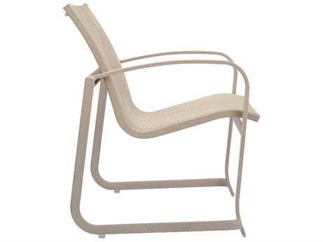 Tropitone Spinnaker Stackable Aluminum Dining Chair