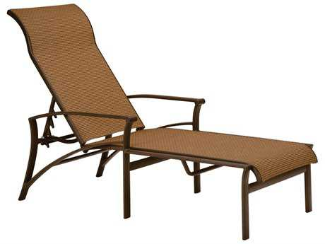 Tropitone Corsica Sling Aluminum Adjustable Chaise