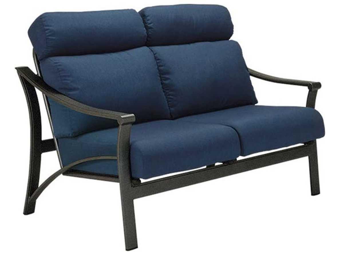 Tropitone Corsica Cushion Aluminum Lounge Set