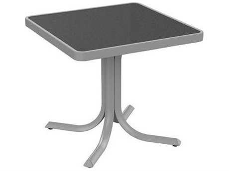 Tropitone Hpl Raduno 24 Square End Table