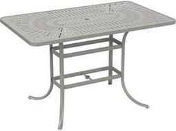 Patterned Aluminum Tables Lastratta