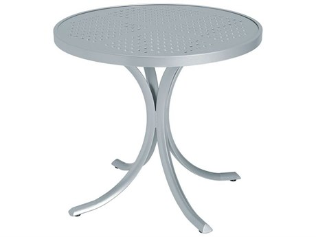 Tropitone Boulevard Aluminum 30 Round Dining Table
