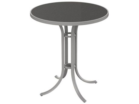 Tropitone Hpl Raduno 36 Round Bar Table