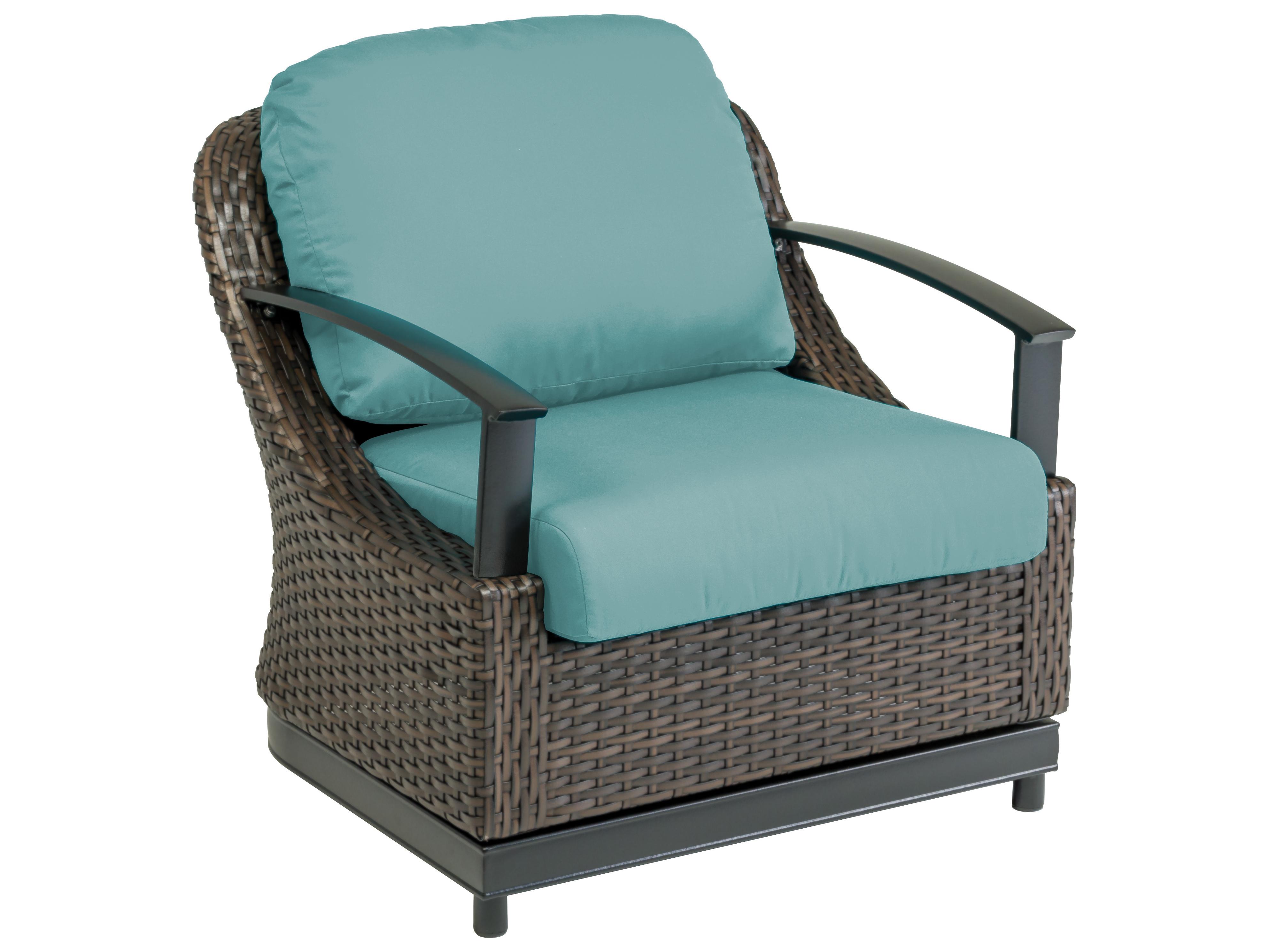 Tropitone Mainsail Woven Lounge Chairs 191711ws