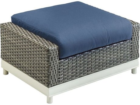 Tropitone Mainsail Woven Replacement Cushions For Ottoman PatioLiving
