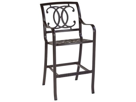 Tropitone Palladian Double C Back Cast Aluminum Bar Stool TP210026
