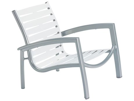 Tropitone South Beach Ribbon Stackable Lounge Chair