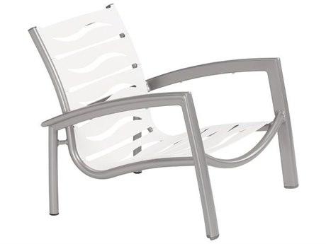 Tropitone South Beach Wave Aluminum Sand Lounge Chair