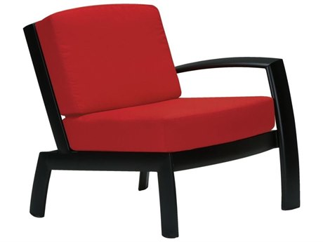 Tropitone South Beach Cushion Aluminum Left Side Module Chair