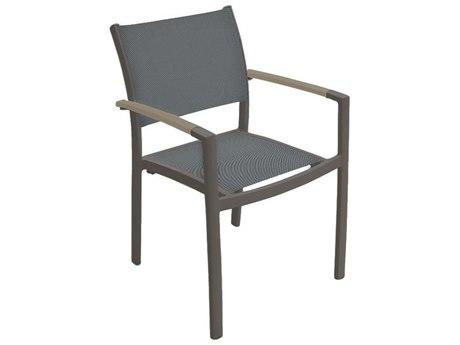 Tropitone Valora  Aluminum Sono Dining Chair