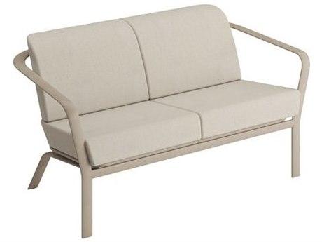Tropitone Open Cushion Relaxplus Aluminum Loveseat