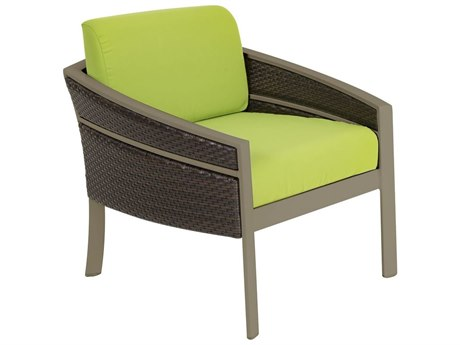 Tropitone Mixx Woven Cushion Lounge Chair
