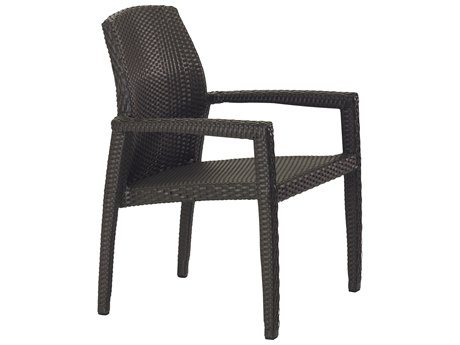 Tropitone Evo Woven Dining Chair