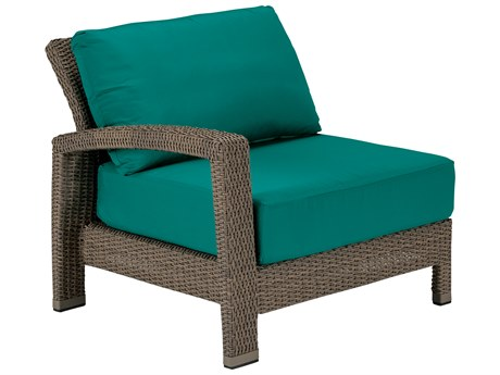 Tropitone Evo Woven Right Arm Lounge Chair Replacement Cushions