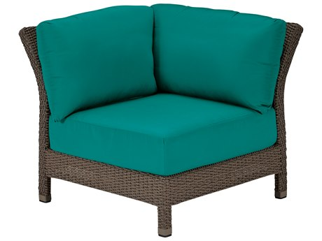 Tropitone Evo Woven Deep Seating Sectional Lounge Chair