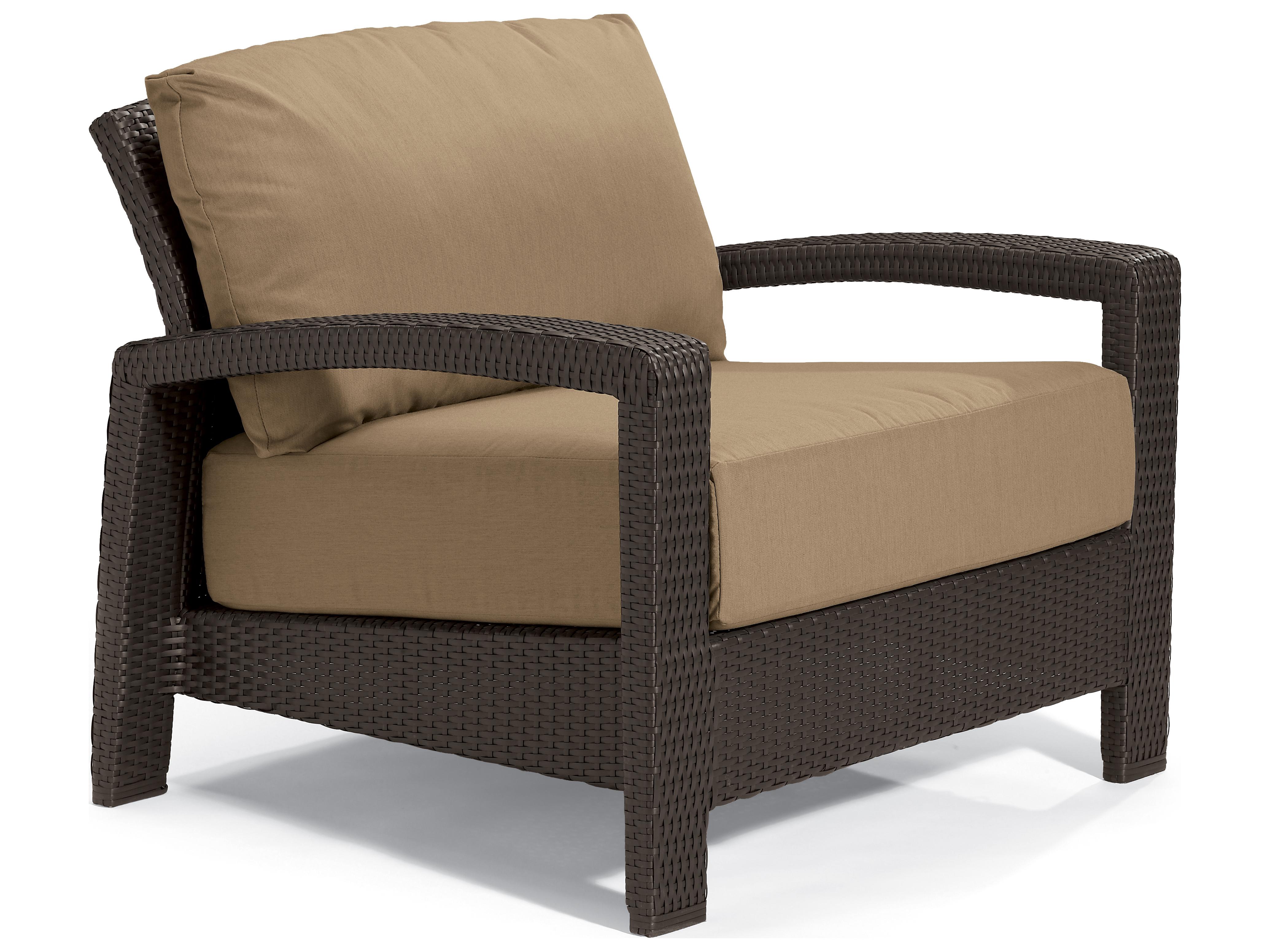 Tropitone Evo Woven Deep Seating Lounge Chair 360911ac