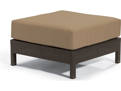 Tropitone Evo Woven Deep Seating Ottoman PatioLiving