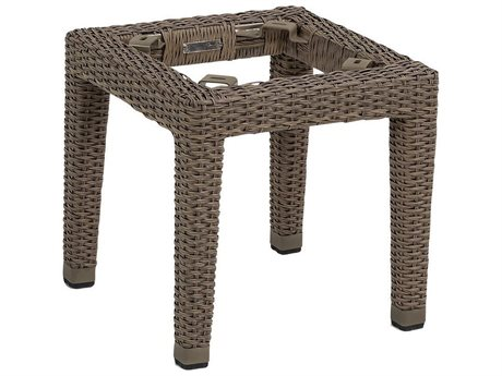 Tropitone Evo Woven Tea Table Base
