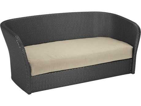 Tropitone Mia Wicker Sofa