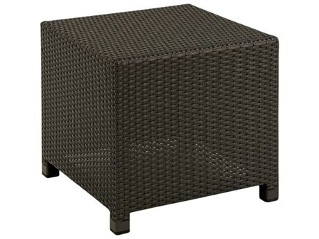 Tropitone Evo Woven 20 Square Tea Table