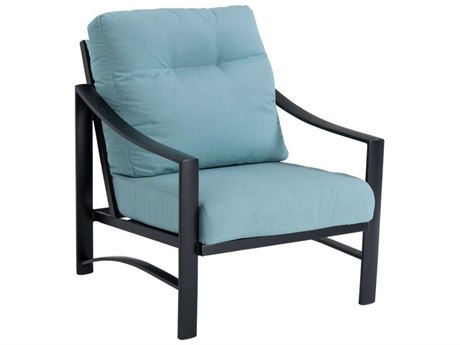 Tropitone Kenzo Cushion Aluminum Lounge Chair