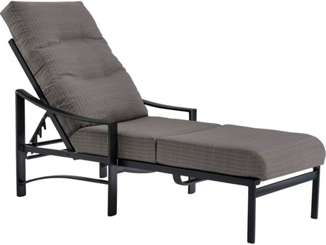 Tropitone Kenzo Cushion Aluminum Chaise Lounge