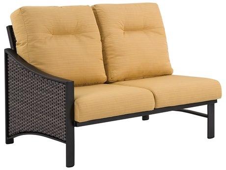 Tropitone Kenzo Woven Cushion Right Arm 2-Seat Module