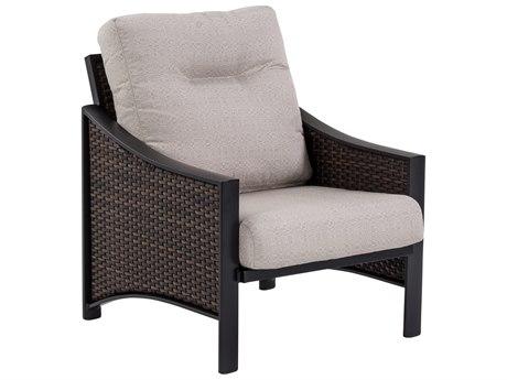Tropitone Kenzo Woven Aluminum Cushion Lounge Chair