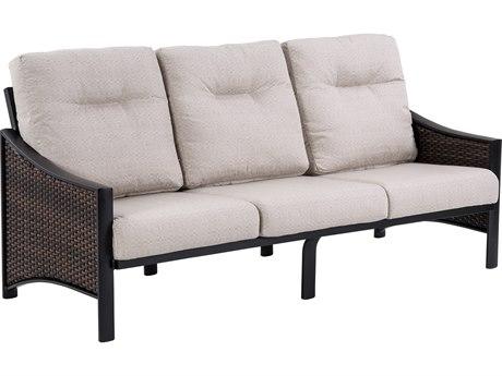 Tropitone Kenzo Woven Cushion Sofa
