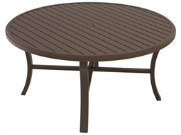 60'' Round Dining Table with Umbrella Hole