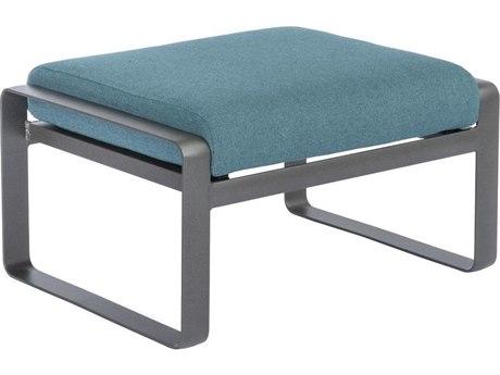 Tropitone Samba Cushion Aluminum Ottoman