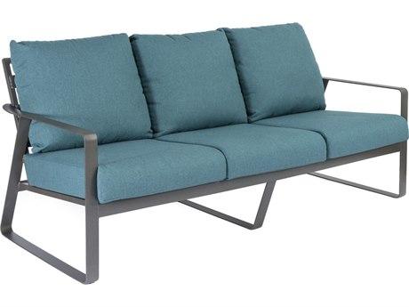 Tropitone Samba Cushion Aluminum Sofa