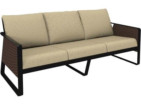 Tropitone Samba Cushion Woven Sofa PatioLiving