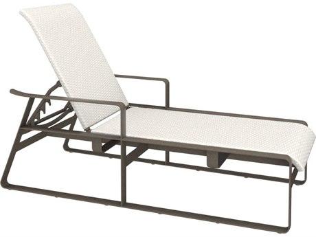 Tropitone Samba Woven Aluminum Chaise Lounge