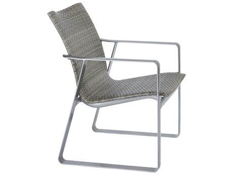 Tropitone Samba Woven Aluminum Dining Chair