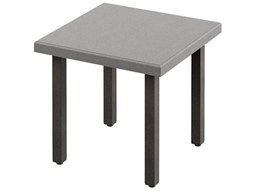Matrix Tables 20'' Wide Aluminum Square End Table