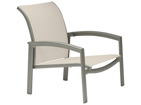 Tropitone Elance Relaxed Sling Aluminum Spa Chair