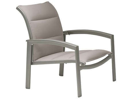 Tropitone Elance Padded Sling Aluminum Spa Chair PatioLiving