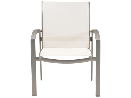Tropitone Elance Relaxed Sling Aluminum Dining Chair