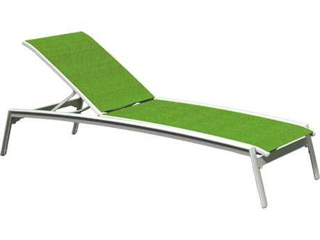 Tropitone Elance Relaxed Sling Aluminum Chaise
