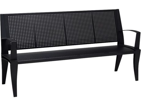 Tropitone District 6' Steel Bench TP4B1622D1111
